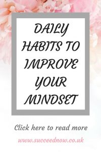 daily habits pin