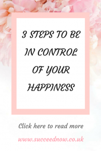 3 happiness tips