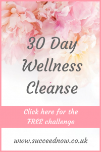 Click here for your free 30 day wellness challenge to get on track to a healthy lifestyle.