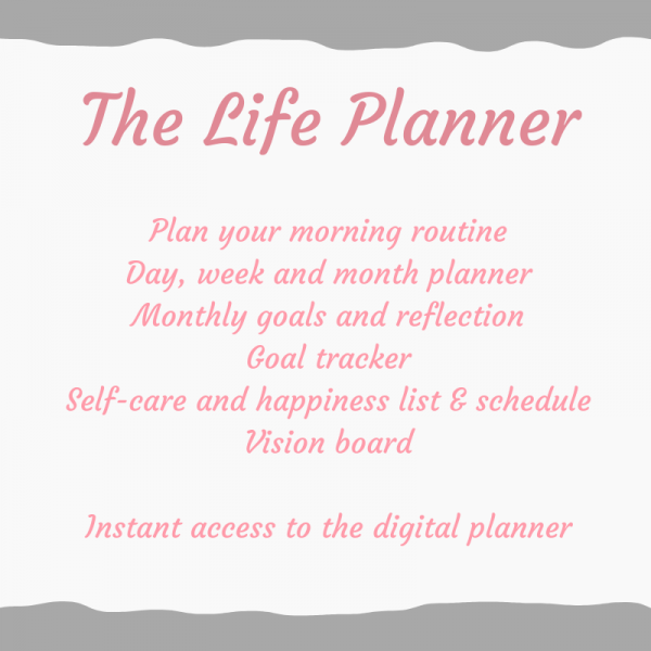 The Life Planner Image