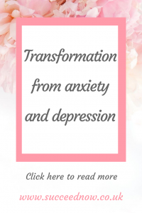 Click here to read the Success Story - From anxiety and depression to an inspirational survivor