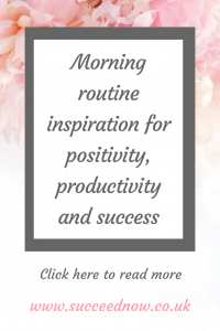 Click here to read more about these inspiring ladies morning routines and how they start their day for ultimate positivity, productivity and success