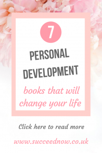 Click here for 7 personal development book recommendations that will change your life